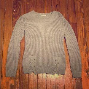 a sweater/long shirt
